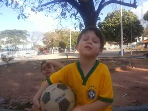 001 Brasil 02 x 01 Colômbia, Copa do Mundo em Igaratinga
