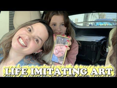 Life Imitating Art (WK 436) Bratayley