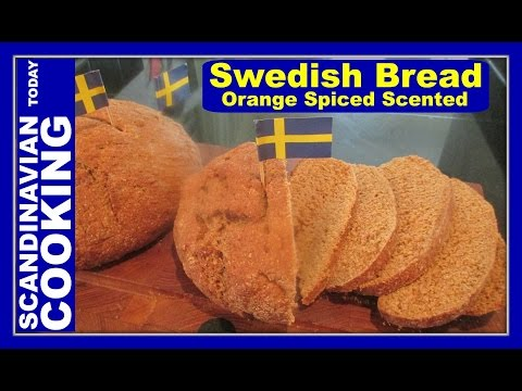 Swedish Limpa Bread – A Delicious Holiday Bread Recipe