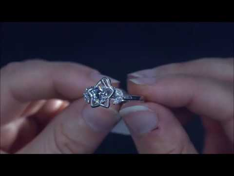 'Destiny' Kingdom Hearts Inspired Ring Sapphire Studios Design