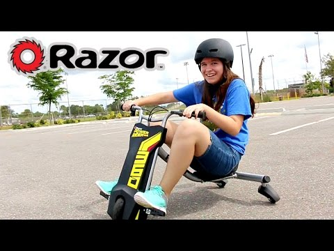 Razor PowerRider 360 Review And Test Drive