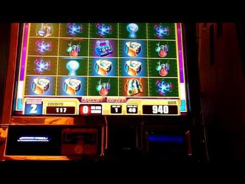 WMS Gaming Spinning Streak Series – Dr. Jackpot Slot Bonus