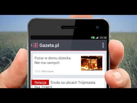 Video of Gazeta.pl LIVE