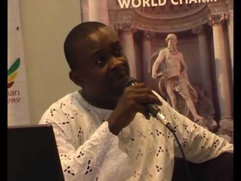 Nigeria Tourism Day 2008 pt 2