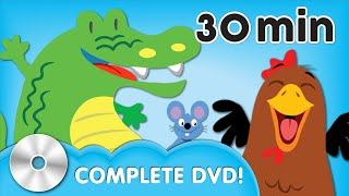 Video Super Simple Songs - Animals | Complete DVD | Animal Songs for Kids MP3, 3GP, MP4, WEBM, AVI, FLV Oktober 2018