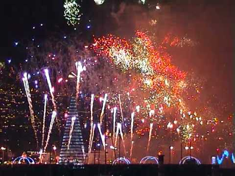 Fireworks in FUNCHAL - MADEIRA - Guinness World Record