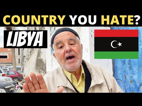 Which Country Do You HATE The Most? | LIBYA