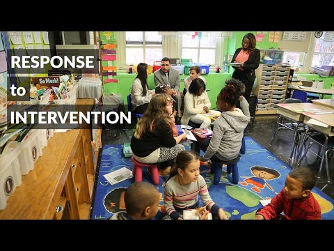 Supporting Students Through Response to Intervention