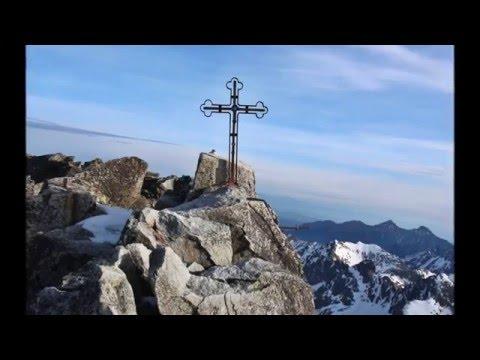 VIDEO - Gerlach výstup v jarných podmienkach