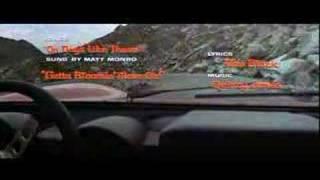 The Italian Job - Lamborghini Miura