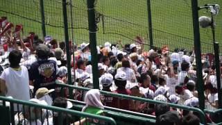 2013夏の甲子園 大阪桐蔭の応援 vs明徳義塾