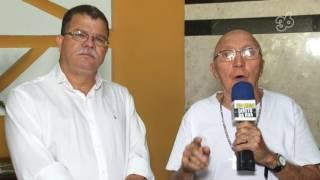 Entrevista com vereador Carlinhos Santana