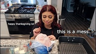 COOKING WITH NESSA: THANKSGIVING EDITION (fail) by Simplynessa15