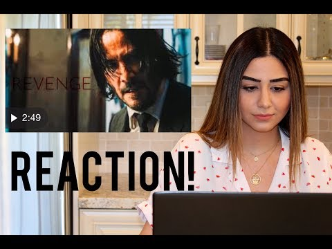 REACTION to John Wick | Revenge by Slyfer2812