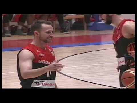 Goga Basket vs Partizani (no33 red)