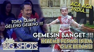 Video Gemes Banget! Tora Sudiro Ketemu Penari India Cilik | Little Big Shot Indonesia #2 (2/4) GTV 2017 MP3, 3GP, MP4, WEBM, AVI, FLV Januari 2019
