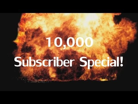 10,000 Subscriber Special! Let's Cook Man Meal!