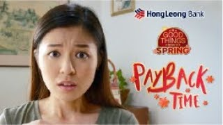 Hong Leong Bank Chinese New Year Video - Payback Time