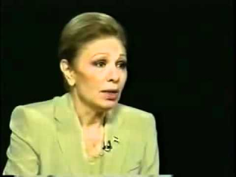 Charlie Rose Interview With Her Majesty Farah Pahlavi Of Iran ( Part 1)