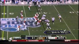 Jackson Jeffcoat vs California (2011)