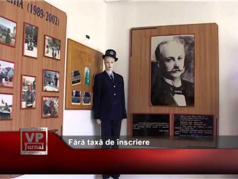 Fără taxă de înscriere la Şcoala de Poliţie