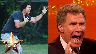 Video Mark Wahlberg and Will Ferrell Are Bad Soccer Dads - The Graham Norton Show MP3, 3GP, MP4, WEBM, AVI, FLV Juli 2018