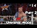 WWE 2K17 Universe Mode Ep.14: SummerSlam PPV ( PART 2)