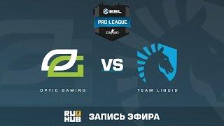 OpTic Gaming vs. Team Liquid - ESL Pro League S5 - de_cobblestone [Flife]
