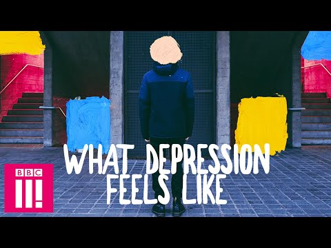 What It Feels Like To Have Depression | Body Language