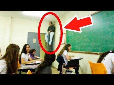 العرب اليوم - شاهد: 10 طرق مذهلة لكشف الغش في الامتحانات