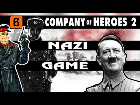 [BadComedian] – Why Russians Hate Company of Heroes 2