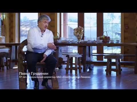 Интервью Павла Грудинина телеканалу РБК - DomaVideo.Ru