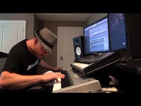 El talento musical que tiene Ronald Jenkees te dejará sin palabras