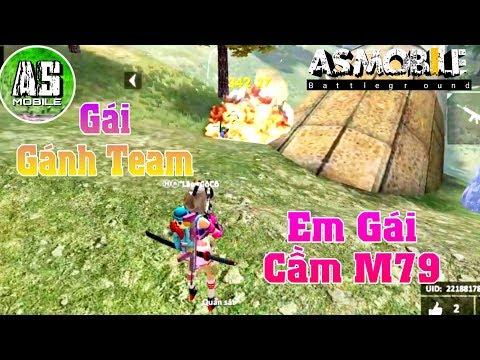 [Garena Free Fire] Cô Gái Cầm M79 Gánh Team | AS Mobile - Thời lượng: 20:00.