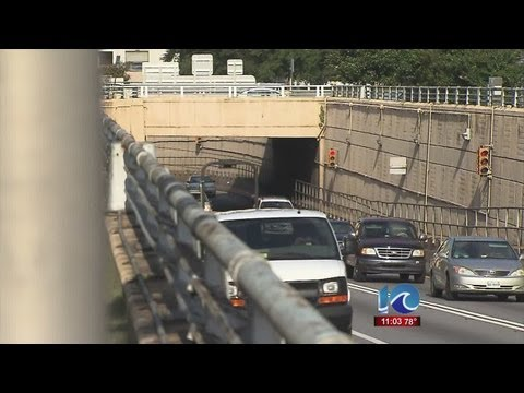 Locals unhappy about VDOT tunnel closure ads