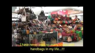 Platinum Shopping Mall In Bangkok, Thailand