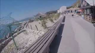 Balchik Bulgaria  City pictures : Balchik, Bulgaria - seaside by bike