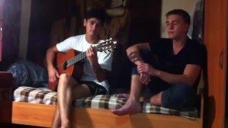 Рикки Мэд & Мурат Шнайбеков - Проснись (#LiVe#Гитара#Рэп#Лирика)
