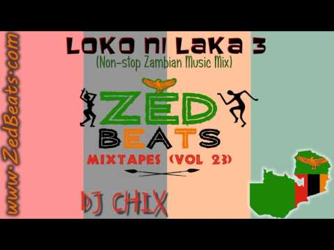Video ZedBeats Mixtapes (Vol. 23) - Loko Ni Laka 2014 (Non-Stop Zambian Music) download in MP3, 3GP, MP4, WEBM, AVI, FLV January 2017