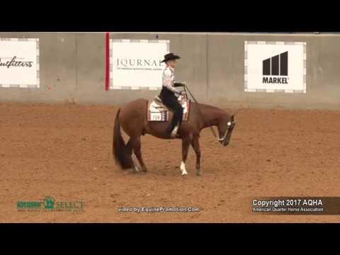 A Judge's Perspective: 2017 AQHA Select Western Horsemanship World Champion