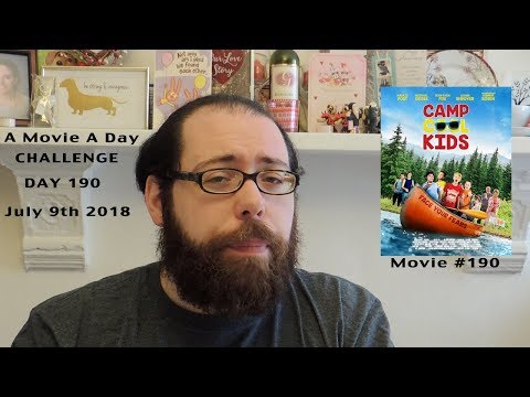 A Movie A Day Challenge - Day 190 - Camp Cool Kids