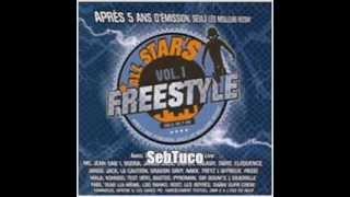 Fabe & Sear lui même - All Star's Freestyle vol.1 ( Instru Tommy Tee, 2000 )