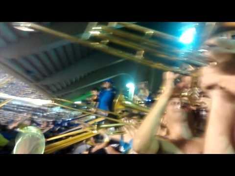 Cuando vas a la cancha Boca-atl raf - La 12 - Boca Juniors