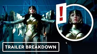 Wonder Woman 1984 Trailer Breakdown - Rewind Theater by IGN