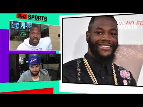 Deontay Wilder Wants A Shot In Next 'Creed' | TMZ Sports