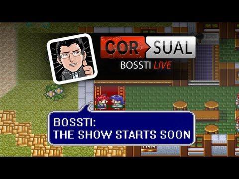 Corsual Bossti: Let's Play Lufia (DE): 03. Das Dekaschwert und Kapselmonster Entwicklung