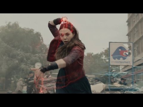 """Marvel's Avengers: Age of Ultron - """"Meet Quicksilver & The Scarlet Witch"""" Featurette"""