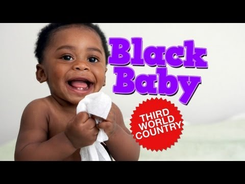 TMZ - A few months back we produced a piece for TMZ on TV -- Black Baby -- that we didn't air. It's really funny, but we just weren't sure. Lots of people have bee...