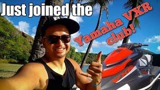 4. 2017 Yamaha VXR Waverunner is FAST!!!!
