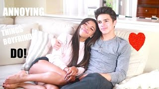 Annoying things boyfriends do!! by Teala Dunn